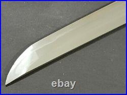 100% Genuine WW2 Japanese Army Military Officer Gunto Sword. Signed Emura Saku