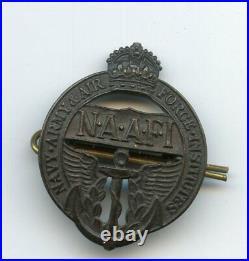 2 original WWII NAAFI badges British Army of the Rhine patch & photo WW2