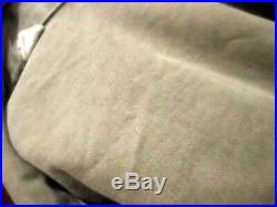 34L Original WWII M1943 FIELD Jacket Men USN Military Combat WW2 US Army Coat