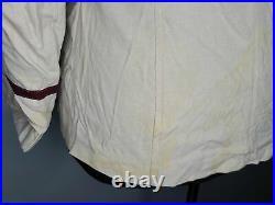 AS-IS WWII ANC Army Nurse Beige Women's Uniform Jacket (B-35.5 W-29) Staining