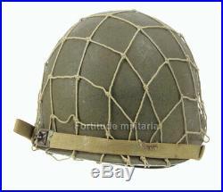Casque USM1 US ARMY WW2 (matériel original)