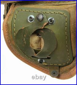 Casque de tankiste US US ARMY WW2 (matériel original)