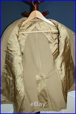 Choice Original WW2 U. S. Army Engineer Officer Uniform Jacket withInsignia & Pants