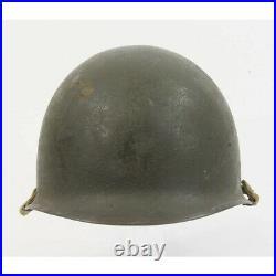 Coque de casque M1 US ARMY WW2 (matériel original)