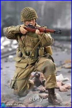 DID 1/12 Mini Action Figure XA80001 Ryan WWII US Army Soldier 101st Airborne