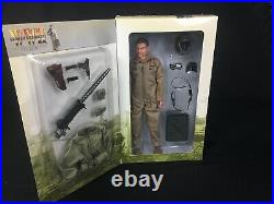 Dragon WWII NW EUROPE 1944 US Army Tank Crewman 3rd Armored Div Mac SSGT