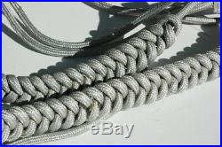 German WWII ORIGINAL Army, Luftwaffe, other Adjutants full cord