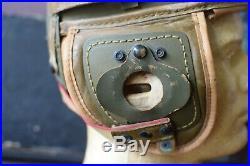 NOS Original WWII Tanker Helmet Armor US Army Rawlings 7 M38 M1938 USMC Tank