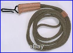 NOS Original WWII U. S. Army M1911.45 Cal. HICKOK 1943 Pistol Lanyard MINT