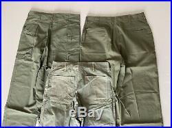 NOS Vintage 1940s WWII WW2 USMC, US ARMY, USN, HBT Pants