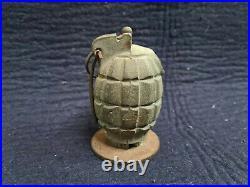 OLD VINTAGE AUSTRALIAN BRITISH WW2 ARMY MILITARY trench art