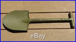 ORIGINAL WW2 1943 US Military Army M1910 Entrenching T Handle Shovel E-Tool