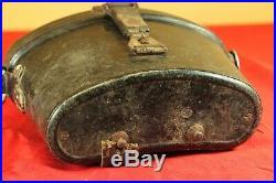 ORIGINAL WWII German Army WEHRMACHT BAKELITE BINOCULARS CASE 6X30