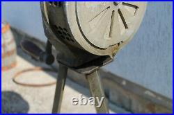 Old Original Army Horn Syren Buzzer Signal Alarm Siren WWII WW2