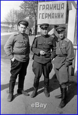 Original 1935 WW-2. Soviet Russian Red Army officer's belt+ holster TT