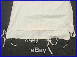 Original NOS Mattress Cover WWII 1942 Dated US Army Medical Department