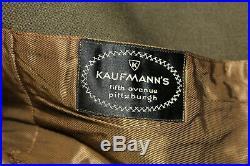 Original Pre WW2 U. S. Army Engineer ID Officer Uniform Jacket withInsignia & Belt