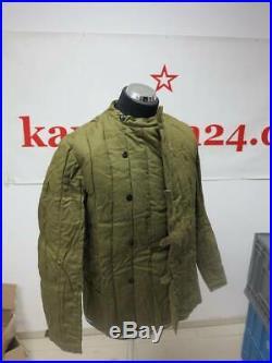 Original Red Army soviet russian soldier WINTER UNIFORM JACKET Telogreika WWII