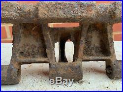 Original Relic WW2 German Panzer 3 & 4 / Stug Track Link #8
