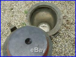 Original US Army WWII WK2 british Made Food Container Thermo Essen Behälter 1944