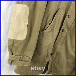 Original US Army Wwii M41 Arctic Field Jacket Mountain Troops