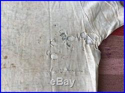 Original Vtg WW2 WWII 1940s US Army 103rd Division E Co Infantry T-Shirt Usa