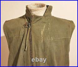 Original WW2 British Army Jacket Parachutist 1942 Pattern Oversmock