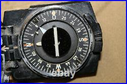 Original WW2 German Army Officers/Soldiers Field March Compass, Still Works