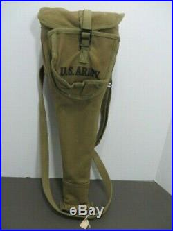 Original WW2 US ARMY Mine Flag set NOS MINT