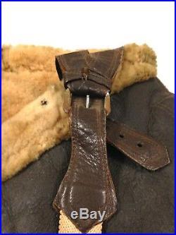 Original WW2 US Navy USN Flight Crew Pants Uniform trousers Army Bombers #A15
