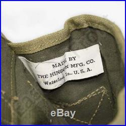 Original WW2 USMC US Army M3 SMG magazine pouch