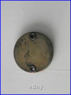 Original WWII D-DAY Invasion US Army Paratrooper Luminous Disc Marker