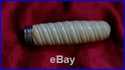 Original WWII German Army Officer's Dagger Part, Handle + Ring ONLY
