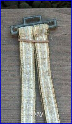 Original WWII German Heer Army Officer Dagger Hangers Knife Accessory