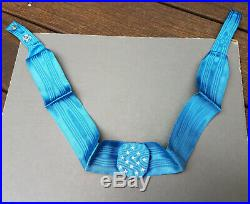 Original WWII United States Medal of Honor neck ribbon Army Navy Marine Corps