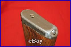 Original Wwii German Army Wooden Rifle Stock K98 Mauser. German Marking. #3