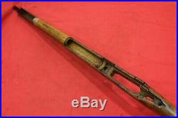 Original Wwii German Army Wooden Rifle Stock K98 Mauser. German Marking H