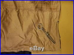 Original Wwii Us Army Officers M1935 M35 Bedroll Bed Roll 1941