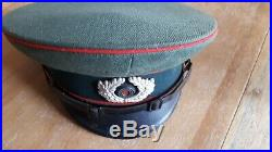 Original ww2 German Army EM NCO Artillery early Cap Large size