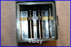 Rare Original WW2 German Army M-G 34/42 Optical Battery Storage Box Well Stamped