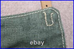 Rare Unused Original WW2 German Army EM/NCO's Canvas Gaiters, Mint Matching Pair
