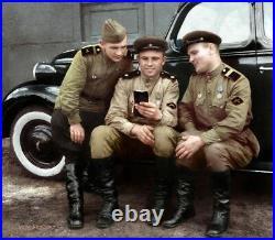 Russian Soviet army uniform cap. Original. 1943 WW-2
