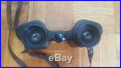 Russian binoculars 6x30 with original case 1945 USSR CCCP Red Army WWII