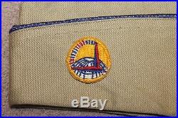 Scarce Original WW2 U. S. Army Air Forces Air Transport Command Hat/Insignia Lot