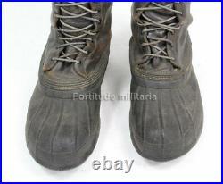 Shoe pac High model US ARMY WW2 (matériel original)