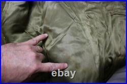 US Military Original WW2 US Army Officers MACKINAW JACKET Coat Size 41 CG04