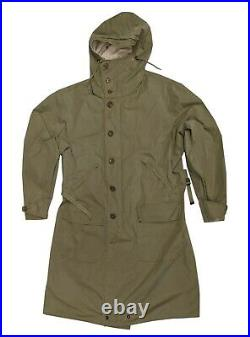 VTG WWII US Army 10th Mountain Division Troops Reversible Ski Parka, WW2 USA M