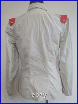 Vintage 1940s WWII Women's Cadet Nurse Summer Uniform Jacket Army (B-38 W-33)