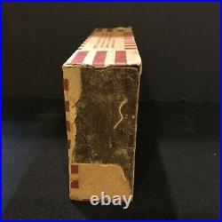 Vintage Original Sealed WW2 US Army Field Ration K Breakfast Unit
