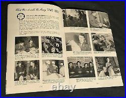 Vintage WWII Army Booklet Womens Army Corps Book of Facts About the WAC USA